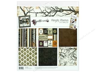 Simple Stories Spellbound Collection Kit 12 in. x 12 in. Picture