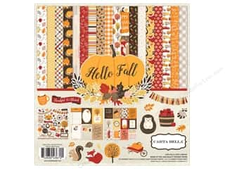 Carta Bella Collection Hello Fall Collection Kit