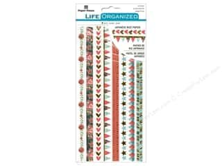 Paper House Collection Life Organized Sticker Rice Paper Every Moment