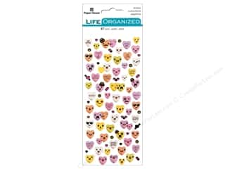 scrapbooking & paper crafts: Paper House Collection Life Organized Sticker Micro Candy Hearts