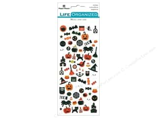 Paper House Collection Life Organized Sticker Micro Halloween