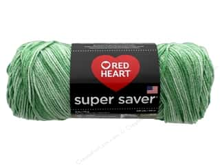 yarn & needlework: Red Heart Super Saver Yarn 236 yd. #3978 Peridot