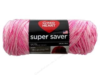 Red Heart Super Saver Yarn 236 yd. #3975 Tourmaline