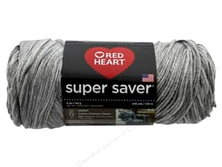 yarn: Red Heart Super Saver Yarn 236 yd. #3976 Soapstone