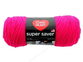 yarn & needlework: Red Heart Super Saver Yarn 364 yd. #0705 Grenadine