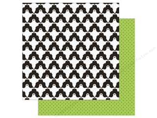 "Paper House Wicked Good Paper 12""x 12"" Ghosts (15 pieces)"