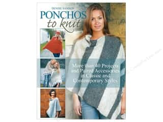 yarn: Trafalgar Square Ponchos to Knit Book