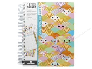 planner: Paper House Collection Life Organized Planner 18 Month 2018 Kawaii