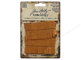 scrapbooking & paper crafts: Tim Holtz Idea-ology Halloween Fringe