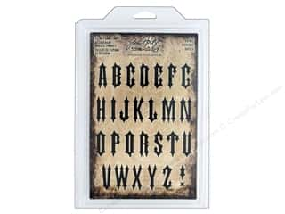 scrapbooking & paper crafts: Tim Holtz Idea-ology Halloween Cling Foam Stamp Gothic