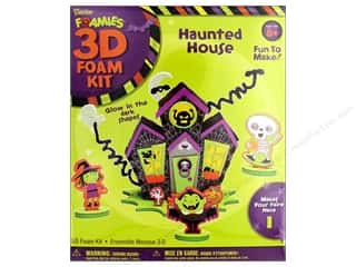 Darice Foamies 3D Haunted House