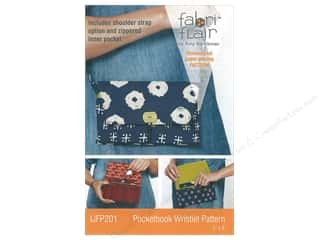 books & patterns: Indygo Junction Fabri Flair Pocketbook Wristlet Pattern