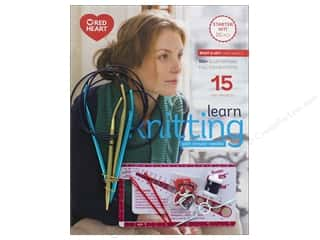 yarn & needlework: Susan Bates Learn Knitting with Circular Needles Kit