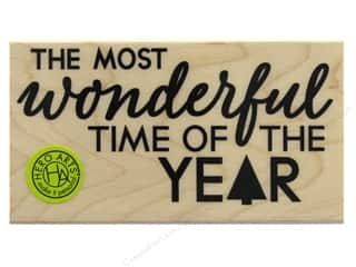 Hero Arts Rubber Stamp Most Wonderful Time