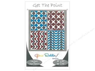 Gina Reddin Designs Get The Point Pattern