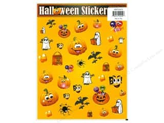 scrapbooking & paper crafts: Heartnotes Sticker Candy Corn & Pumpkins
