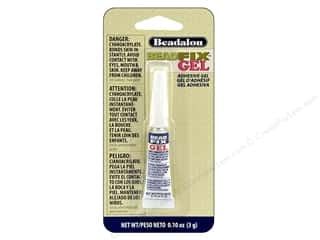 glues, adhesives & tapes: Beadalon BeadFix Adhesive Gel 3 g