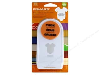 "Punches: Fiskars Punch Thick 2"" Onesie"