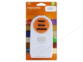 "Fiskars Punch Thick 2"" Label"