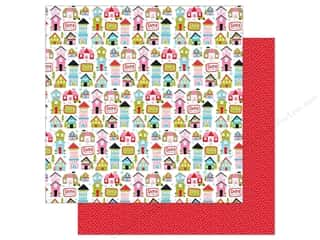 Bella Blvd Santa Stops Here Paper 12 in. x 12 in. Waiting On Santa (25 pieces)