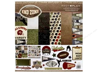 Photo Play Collection End Zone Collection Pack 12 x 12 in.