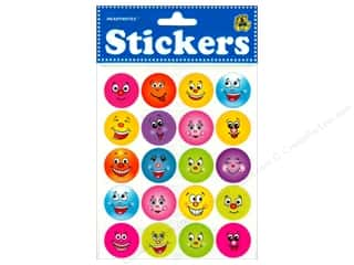 Heartnotes Sticker Smile Faces Goofy