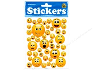 Heartnotes Sticker Smile Faces 3D