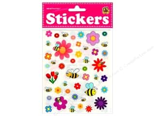 Heartnotes Sticker Flowers & Bees