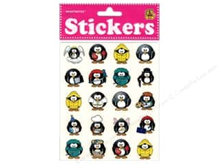 Heartnotes Sticker Fun Penguins