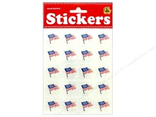 scrapbooking & paper crafts: Heartnotes Sticker US Flags