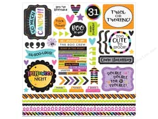 stickers: Doodlebug Booville Sticker This & That (12 pieces)