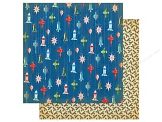 twine: Carta Bella Collection A Very Merry Christmas Paper 12 in. x 12 in. Dainty Ornaments (25 pieces)