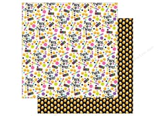 """Doodlebug Booville Paper 12""""x 12"""" Dandy Candy (25 pieces)"""