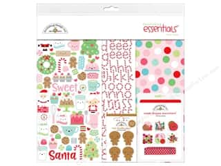 Doodlebug Collection Milk & Cookies Essentials Kit