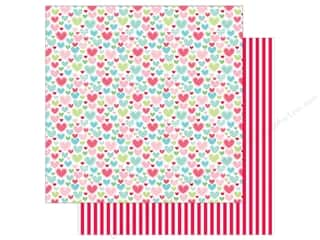 scrapbooking & paper crafts: Doodlebug Collection Milk & Cookies Paper 12 in. x 12 in. Flannel Jammies (25 pieces)