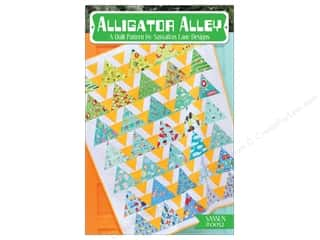 novelties: Sassafras Lane Designs Alligator Alley Pattern