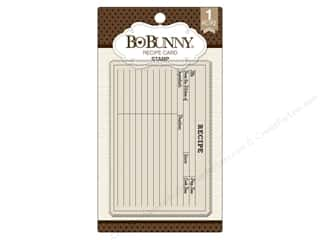 Bo Bunny Stamp Essentials Recipe Card