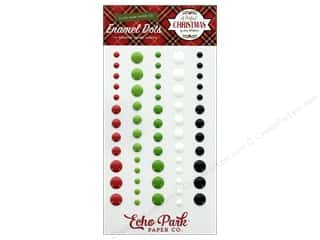 Echo Park Collection A Perfect Christmas Enamel Dots