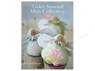 SewandSo by F & W Publishing Tilda's Seasonal Ideas Collection Book
