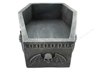 floral & garden: Midwest Design Coffin Container 11 in.