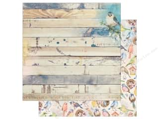 Bo Bunny Collection Serendipity Paper 12 in. x 12 in. Flight (25 pieces)