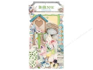 die cuts: Bo Bunny Collection Serendipity Noteworthy