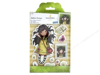 stamps: Docrafts Santoro Gorjuss Stamp Spring At Last