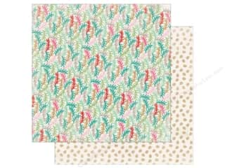 christmas paper: Authentique Collection Colorful Christmas Paper 12 in. x 12 in. Five (25 pieces)