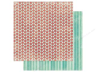 christmas paper: Authentique Collection Colorful Christmas Paper 12 in. x 12 in. Six (25 pieces)