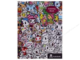 Sterling Tokidoki Coloring Book