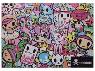 Sterling Tokidoki Postcard Book
