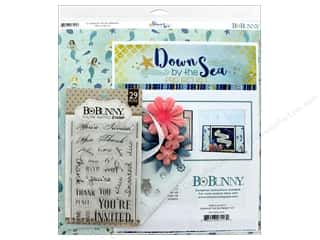 projects & kits: Bo Bunny Down By The Sea Project Kit