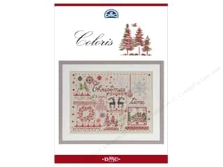 books & patterns: DMC Coloris Cross Stitch Pattern Christmas Book