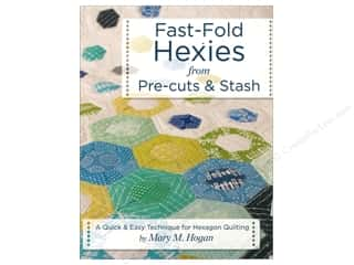 Landauer Fast-Fold Hexies From Pre-cuts & Stash Book